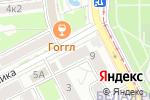 Схема проезда до компании Бистро в Пятигорске