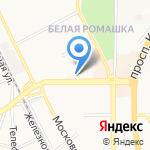 ВентСервис на карте Пятигорска (КМВ)
