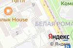 Схема проезда до компании Адвокатский кабинет Левшиной Т.Н. в Пятигорске