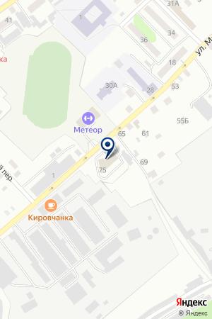 ПАВЛОВСКИЙ ЗАВОД ХУДОЖЕСТВЕННЫХ МЕТАЛЛОИЗДЕЛИЙ ИМ. КИРОВА на карте Павлово
