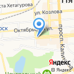 BONTON на карте Пятигорска (КМВ)