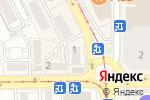Схема проезда до компании Полезный в Пятигорске