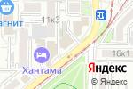 Схема проезда до компании Романовский в Пятигорске