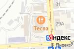 Схема проезда до компании РУССТРОЙБАНК в Пятигорске