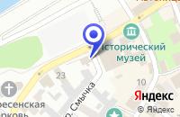 Схема проезда до компании АДВОКАТСКАЯ КОНТОРА ПАВЛОВСКОГО РАЙОНА в Павлово