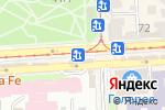 Схема проезда до компании Play Store в Пятигорске