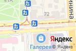 Схема проезда до компании Music Box в Пятигорске