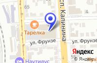 Схема проезда до компании ТФ ТЕХНОТЕМП в Пятигорске