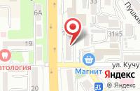 Схема проезда до компании Реклама и Печать в Пятигорске
