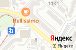 Схема проезда до компании Секонд-хенд в Пятигорске