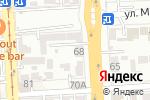 Схема проезда до компании ПИРА в Пятигорске