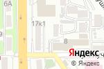 Схема проезда до компании Ковчег в Пятигорске