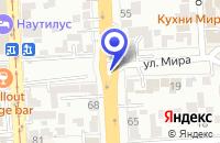 Схема проезда до компании ЮВЕЛИРНЫЙ САЛОН 999.9 в Пятигорске