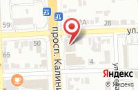 Схема проезда до компании Медиа - Кмв в Пятигорске
