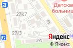Схема проезда до компании Лайм в Пятигорске