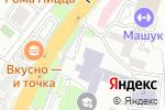 Схема проезда до компании Пятигорский государственный университет в Пятигорске