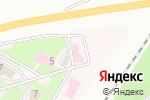 Схема проезда до компании Пятигорская городская инфекционная больница в Пятигорске