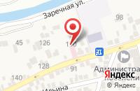 Схема проезда до компании Поликлиника №1 в поселке городского типа Свободы