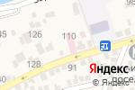 Схема проезда до компании Поликлиника №1 в Свободах