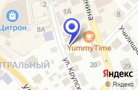 Схема проезда до компании ПАВЛОВСКИЙ ГОРОДСКОЙ СУД в Павлово
