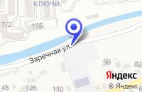 Схема проезда до компании ТФ МИТ в Пятигорске