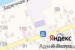 Схема проезда до компании Средняя общеобразовательная школа №25 в Свободах