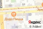 Схема проезда до компании Банкомат, Сбербанк, ПАО в Пятигорске