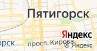 Багира на карте