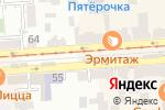 Схема проезда до компании Elite boutique в Пятигорске