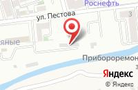 Схема проезда до компании Картинформ в Пятигорске