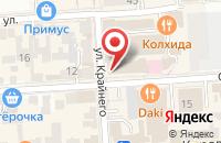 Схема проезда до компании Центр Микрофинансирования Г.Пятигорск в Пятигорске
