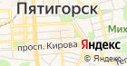 Мобила на карте
