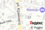 Схема проезда до компании Городская эксплуатационная компания в Пятигорске