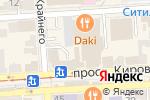 Схема проезда до компании Банкомат, Почта Банк, ПАО в Пятигорске