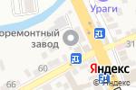 Схема проезда до компании Пятигорский Прибороремонтный завод в Свободах