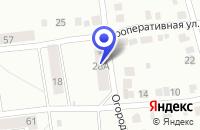 Схема проезда до компании МАГАЗИН ПРОДУКТЫ в Павлово