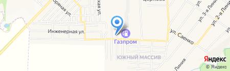 Эльбрусский институт здоровья и долголетия на карте Горячеводского
