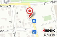 Схема проезда до компании Ода-Медиа в Пятигорске