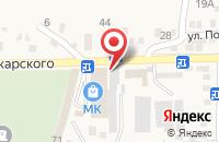 Схема проезда до компании Агентство индивидуальных экскурсий в Горячеводском