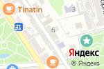Схема проезда до компании Семья в Пятигорске
