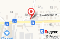 Схема проезда до компании Лотос в Пятигорске