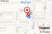Схема проезда до компании АвтоАльянс в Горячеводском