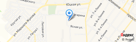 Вита-мин на карте Горячеводского