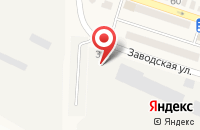 Схема проезда до компании Монтаж водопровода в Анджиевском