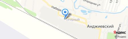 СУМС на карте Анджиевского