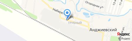 Хлеб на карте Анджиевского