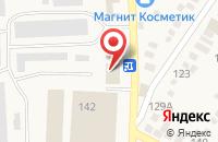 Схема проезда до компании Селинг в Горячеводском