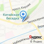 НеоМед-КМВ на карте Пятигорска (КМВ)