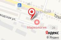 Схема проезда до компании Краевой клинический наркологический диспансер в Анджиевском