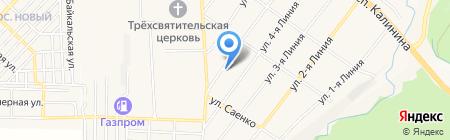 Мария на карте Горячеводского